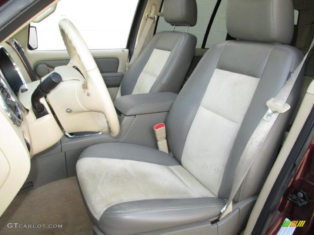 2006 Ford Explorer Eddie Bauer 4x4 Front Seat Photo 87028211