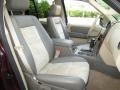2006 Ford Explorer Camel/Stone Interior Front Seat Photo