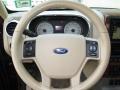 2006 Ford Explorer Camel/Stone Interior Steering Wheel Photo