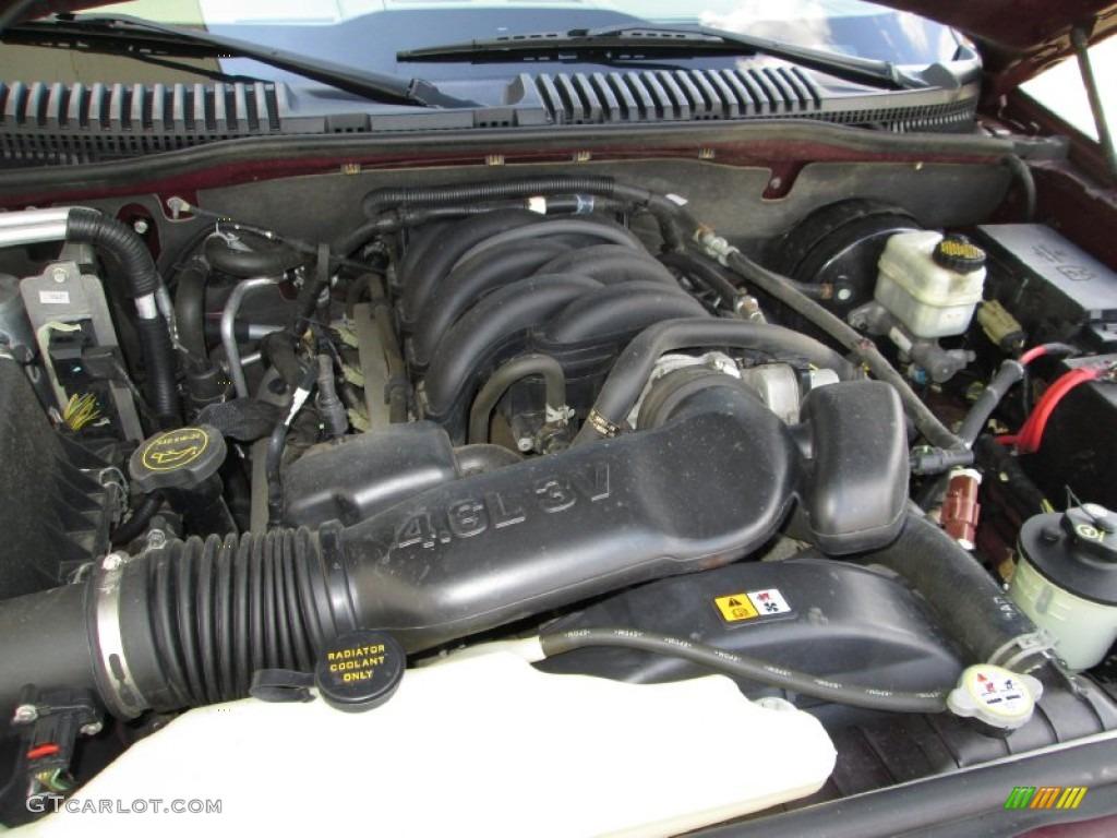 2006 Ford Explorer Eddie Bauer 4x4 4 6 Liter Sohc 24