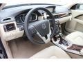 2014 S80 T6 AWD Platinum Soft Beige/Sandstone Interior