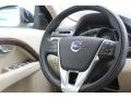 2014 S80 T6 AWD Platinum Steering Wheel
