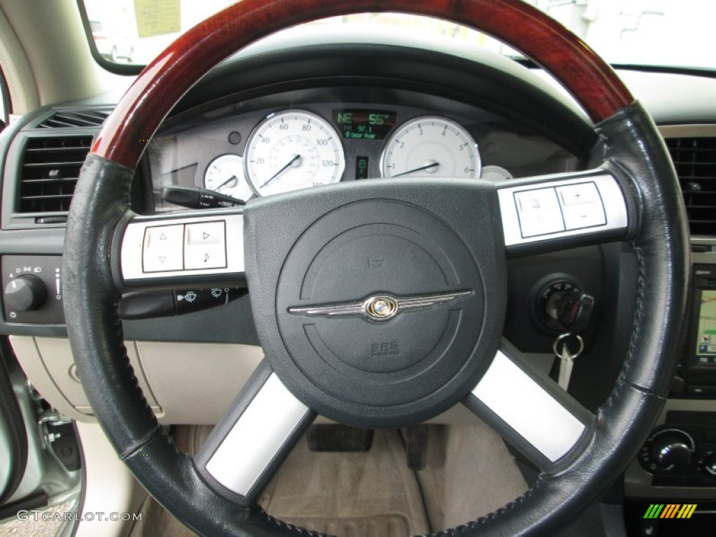 2006 chrysler 300 touring awd steering wheel photos. Black Bedroom Furniture Sets. Home Design Ideas