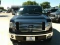 Tuxedo Black Metallic 2012 Ford F150 XLT SuperCrew 4x4