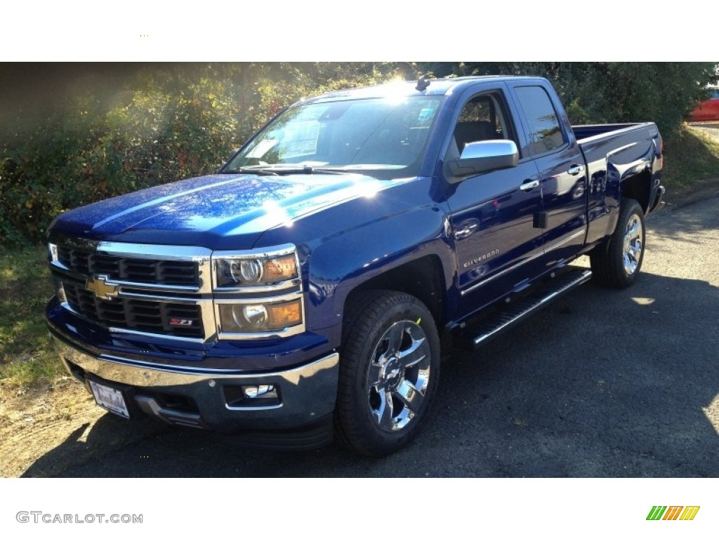 2014 Chevrolet Extended Cab 4x4 html Autos Post