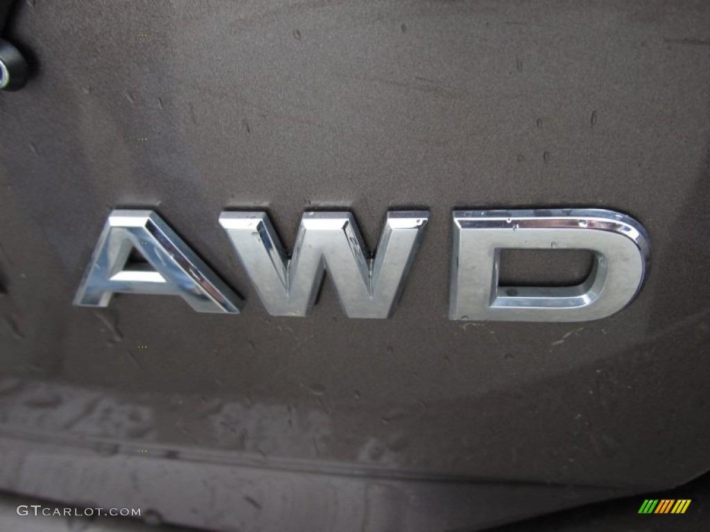 2011 Murano SL AWD - Tinted Bronze / Beige photo #7