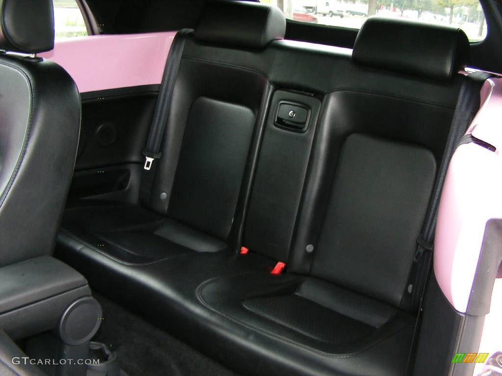 2006 custom pink volkswagen new beetle 2 5 convertible 848006 photo 12 car. Black Bedroom Furniture Sets. Home Design Ideas