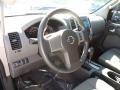 2013 Nissan Xterra Gray Interior Steering Wheel Photo