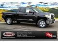 2014 Black Toyota Tundra SR5 Double Cab 4x4  photo #1