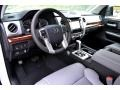 2014 Tundra Limited Double Cab 4x4 Graphite Interior