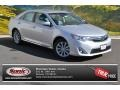 Classic Silver Metallic - Camry XLE Photo No. 1