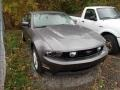 Sterling Gray Metallic 2011 Ford Mustang Gallery