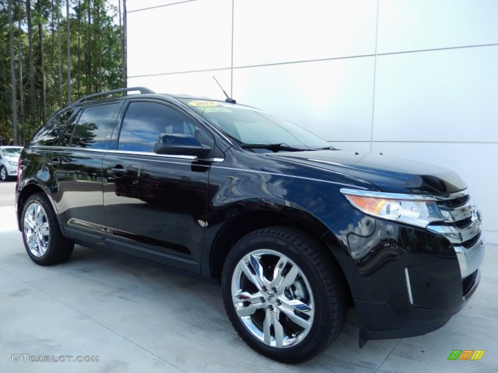 tuxedo black metallic 2013 ford edge limited exterior photo 87112611. Black Bedroom Furniture Sets. Home Design Ideas