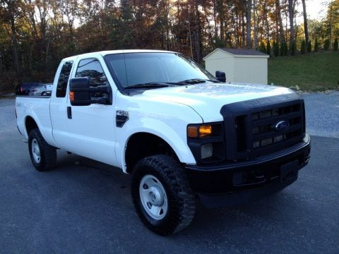 2010 ford f250 super duty xl supercab 4x4 data info and specs. Black Bedroom Furniture Sets. Home Design Ideas