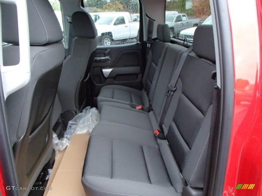 2014 Chevrolet Silverado 1500 LT Double Cab 4x4 Rear Seat ...