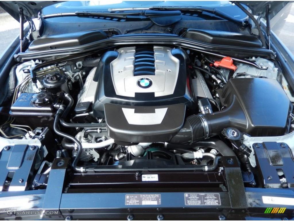 BMW Series I Convertible Engine Photos GTCarLotcom - Bmw 650i engine