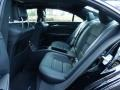 Rear Seat of 2014 CLS 63 AMG S Model