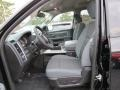 Black/Diesel Gray Interior Photo for 2014 Ram 1500 #87127434