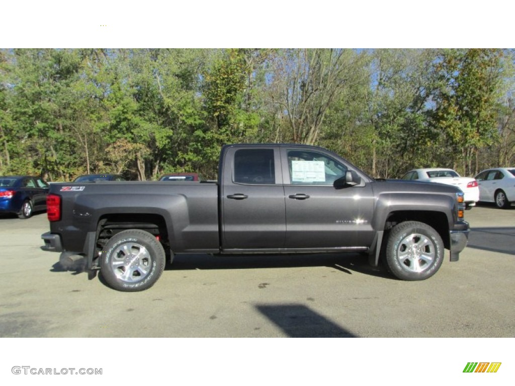 2014 tungsten metallic chevrolet silverado 1500 ltz z71. Black Bedroom Furniture Sets. Home Design Ideas