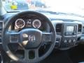 Black/Diesel Gray Dashboard Photo for 2014 Ram 1500 #87135918