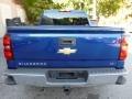 Blue Topaz Metallic - Silverado 1500 LT Double Cab 4x4 Photo No. 4