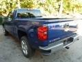 Blue Topaz Metallic - Silverado 1500 LT Double Cab 4x4 Photo No. 5