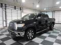 2013 Black Toyota Tundra Texas Edition CrewMax 4x4  photo #3