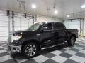2013 Black Toyota Tundra Texas Edition CrewMax 4x4  photo #4