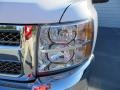 2012 Summit White Chevrolet Silverado 1500 LS Crew Cab 4x4  photo #9