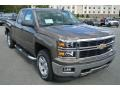 Brownstone Metallic 2014 Chevrolet Silverado 1500 Gallery