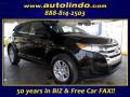 Ebony Black 2011 Ford Edge SE