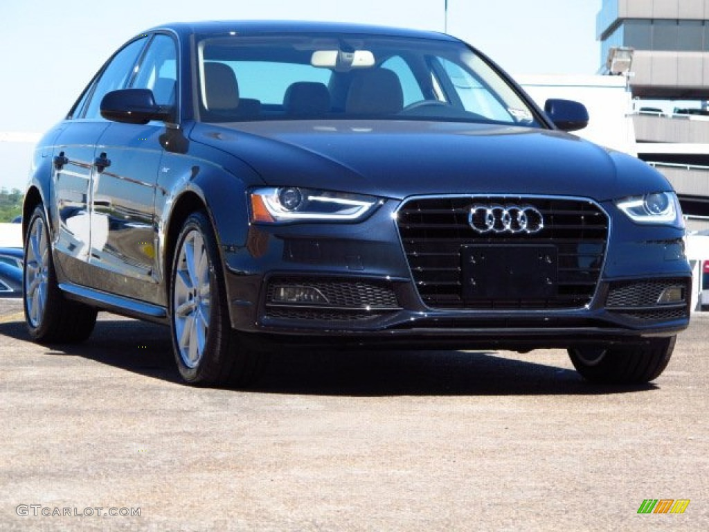 2014 Moonlight Blue Metallic Audi A4 2 0t Sedan 87058146