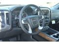 Jet Black Dashboard Photo for 2014 GMC Sierra 1500 #87172495