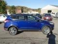 2014 Deep Impact Blue Ford Escape SE 2.0L EcoBoost 4WD  photo #4