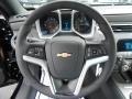 Black Steering Wheel Photo for 2014 Chevrolet Camaro #87179604