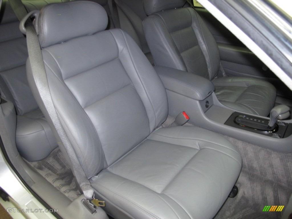2002 Cadillac Eldorado Esc Interior Color Photos