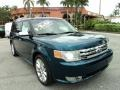 2011 Mediterranean Blue Metallic Ford Flex Limited #87182512