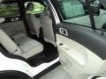 2011 White Suede Ford Explorer XLT  photo #22