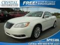 Bright White 2011 Chrysler 200 Limited Convertible