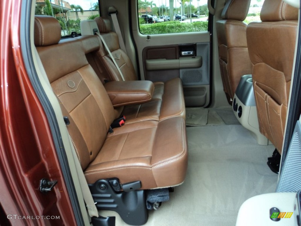2007 Ford F150 King Ranch Supercrew Interior Color Photos