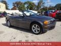 Jet Black 2003 BMW 3 Series 325i Convertible