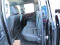 Rear Seat of 2014 Sierra 1500 SLT Double Cab