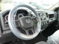 Black/Diesel Gray Dashboard Photo for 2014 Ram 1500 #87222036