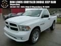 2014 Bright White Ram 1500 Express Regular Cab 4x4 #87182629