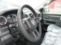 Black/Diesel Gray Steering Wheel Photo for 2014 Ram 1500 #87222396