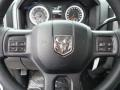 Black/Diesel Gray Controls Photo for 2014 Ram 1500 #87222414