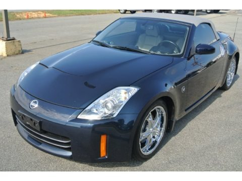 2007 nissan 350z grand touring roadster data info and specs. Black Bedroom Furniture Sets. Home Design Ideas