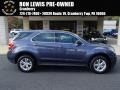 Atlantis Blue Metallic 2013 Chevrolet Equinox LS AWD