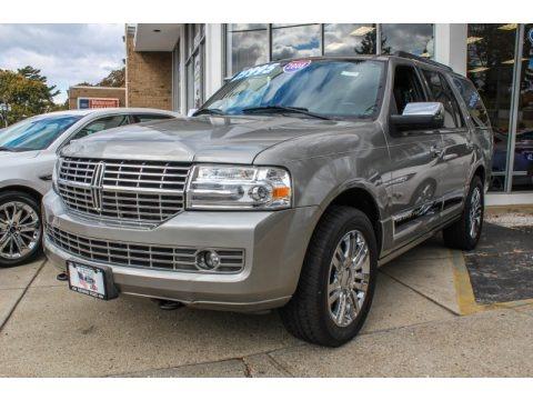 2008 Lincoln Navigator Elite 4x4 Data, Info and Specs
