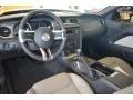 2014 Ford Mustang Medium Stone Interior Prime Interior Photo
